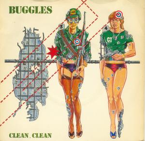 """clean clean 7"""" single"""