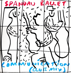 """Communication 12"""" Single"""