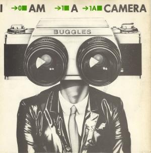 """i am a camera 7"""" single"""