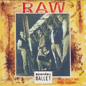 Raw CD Single